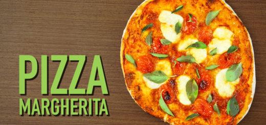 Pizza de Margherita